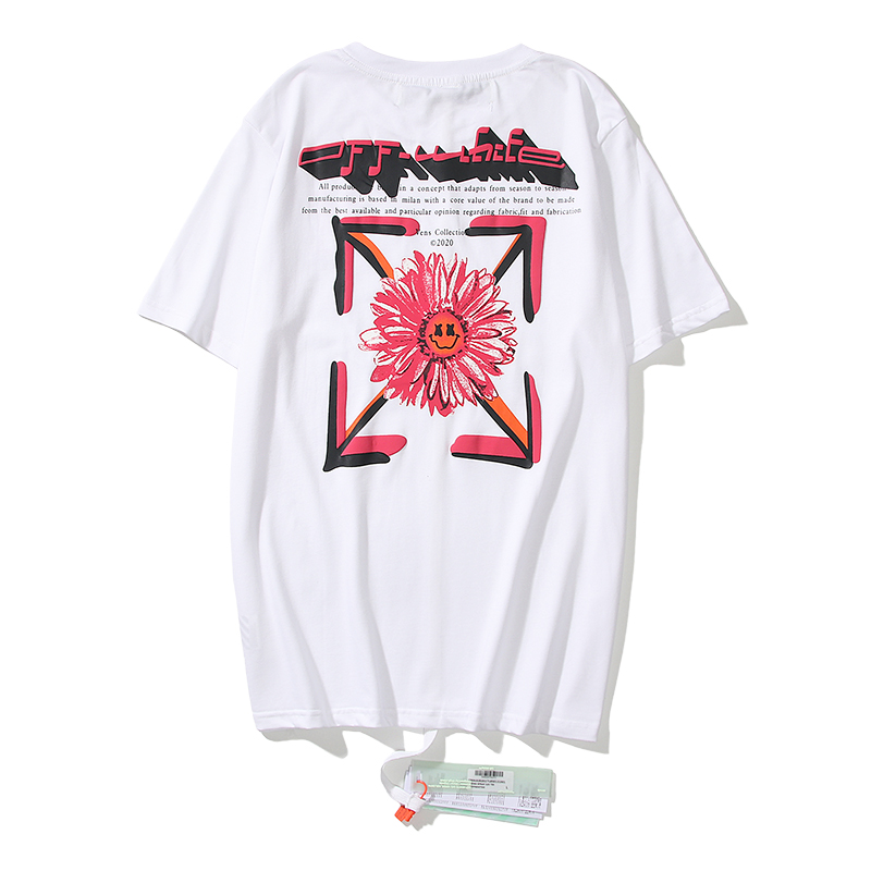 OFF WHITE T-Shirts for Men #430620 replica