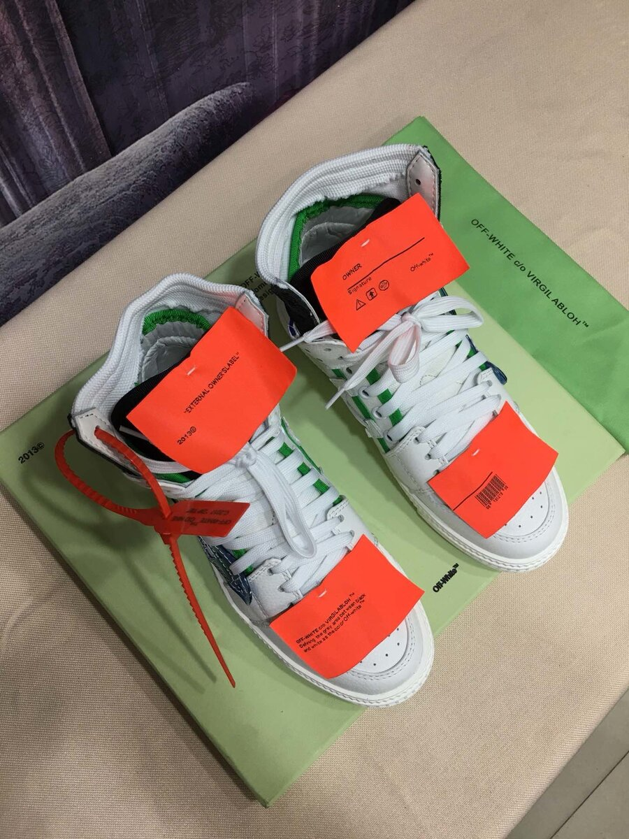 OFF WHITE shoes for Women #430623 replica