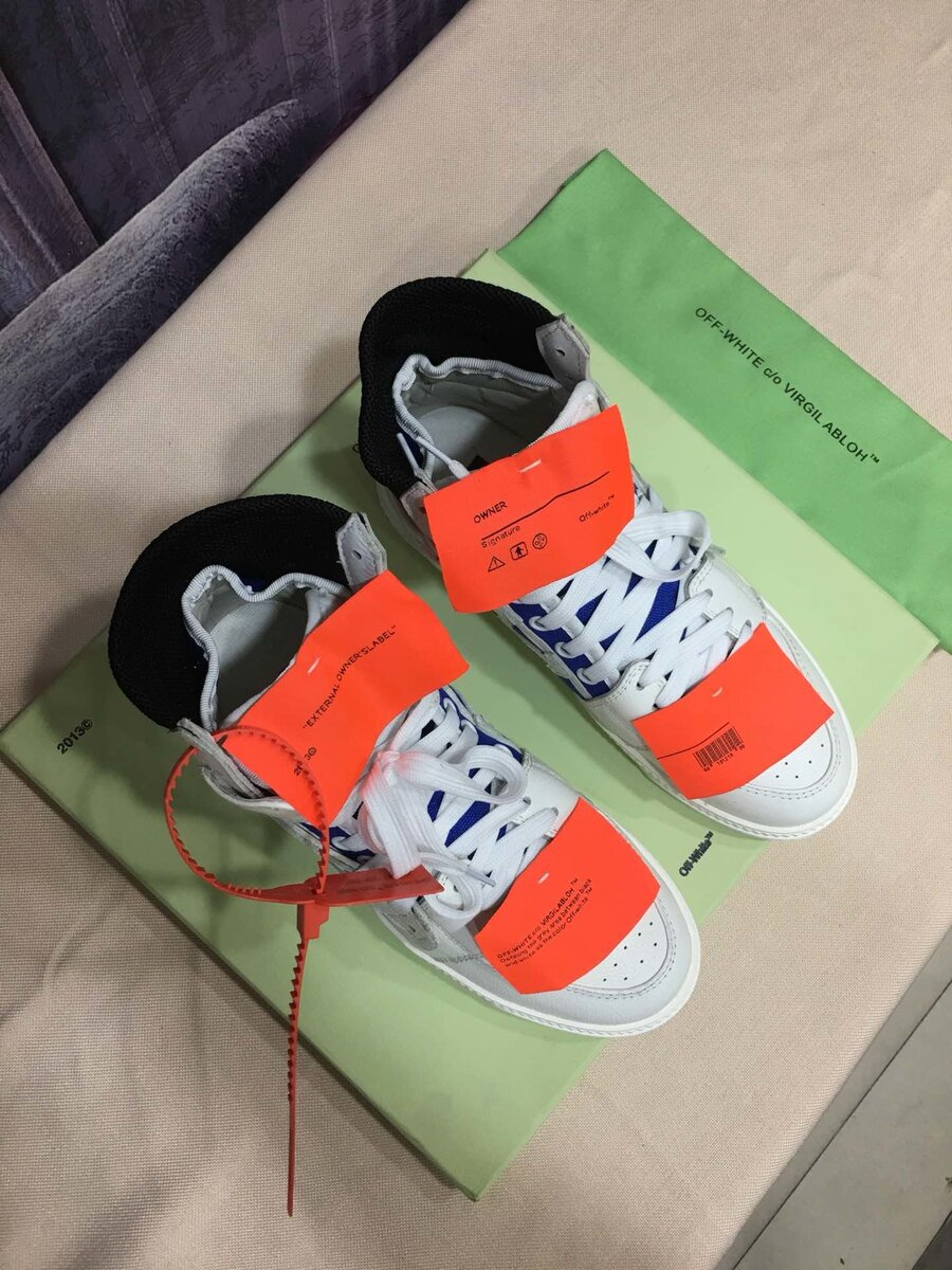OFF WHITE shoes for Women #430625 replica