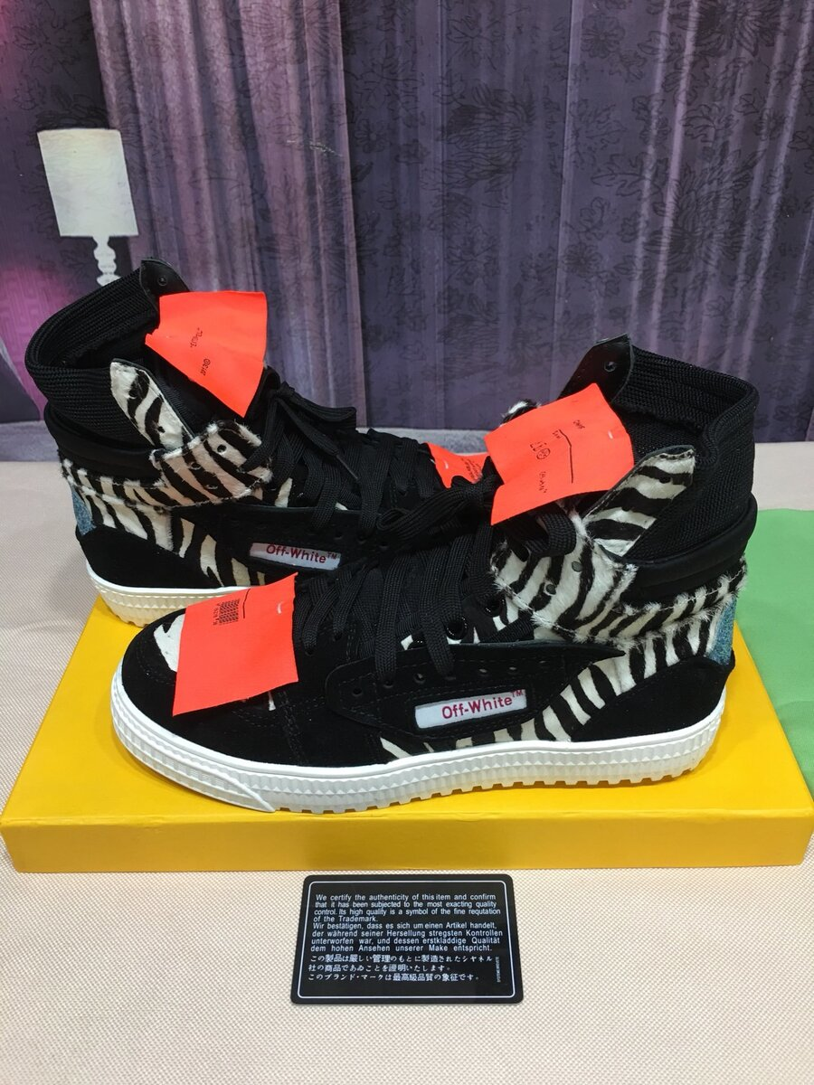 OFF WHITE shoes for Women #430632 replica