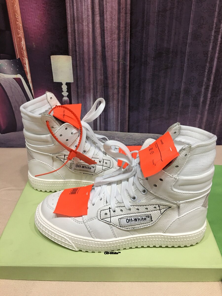 OFF WHITE shoes for Women #430633 replica