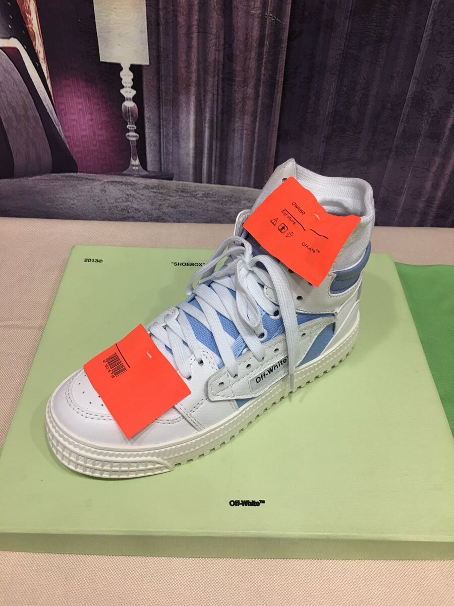 OFF WHITE shoes for Women #430634 replica
