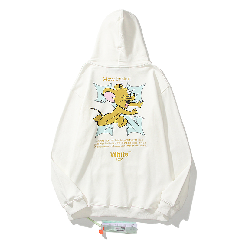 OFF WHITE Hoodies for MEN #430655 replica