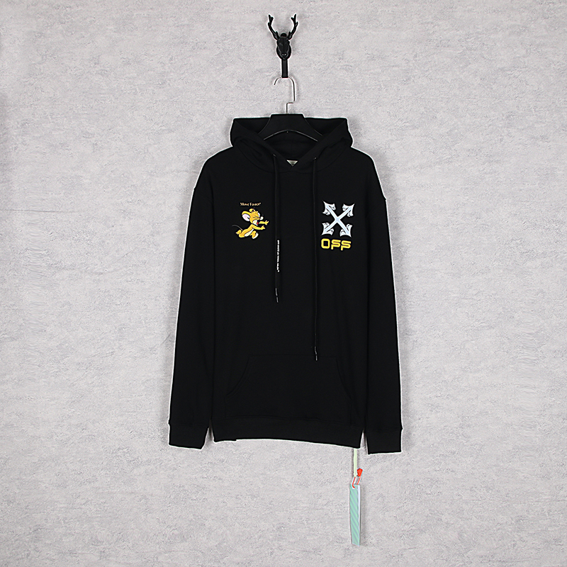 OFF WHITE Hoodies for MEN #430656 replica