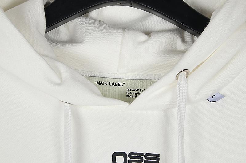 OFF WHITE Hoodies for MEN #430657 replica