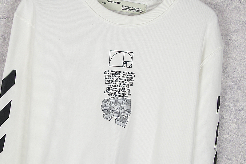OFF WHITE Hoodies for MEN #430660 replica