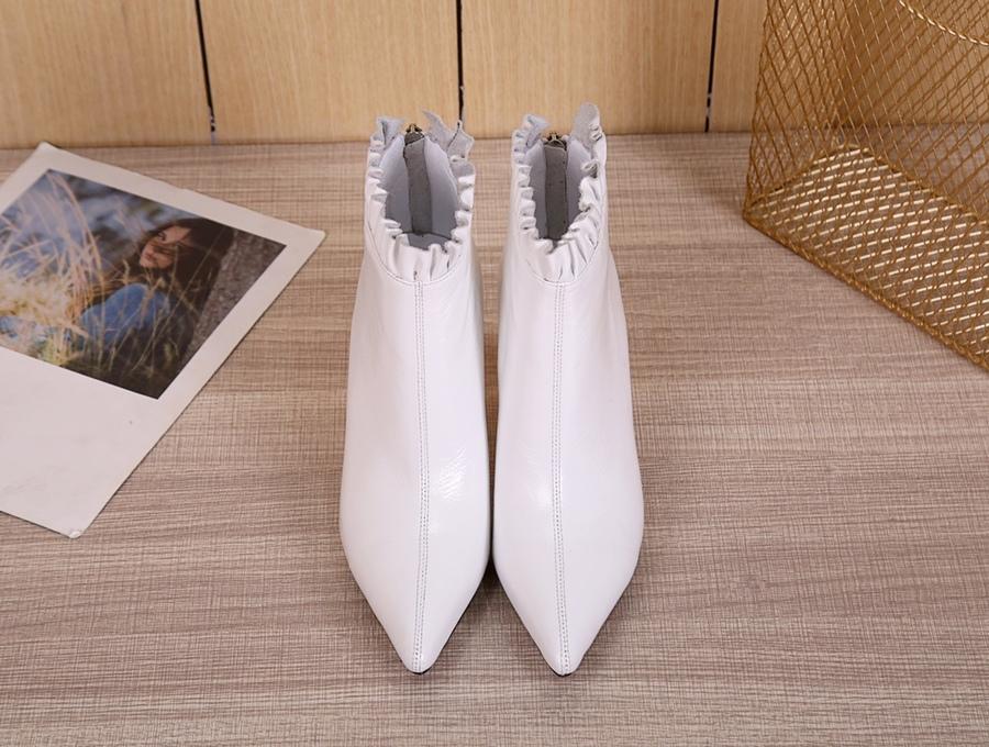 Fendi 8.5cm High-heeled Boots for women #430683 replica