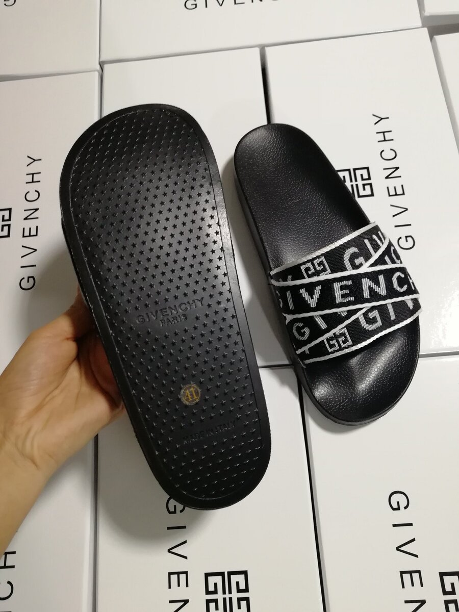 Givenchy Shoes for Givenchy Slippers for women #430699 replica