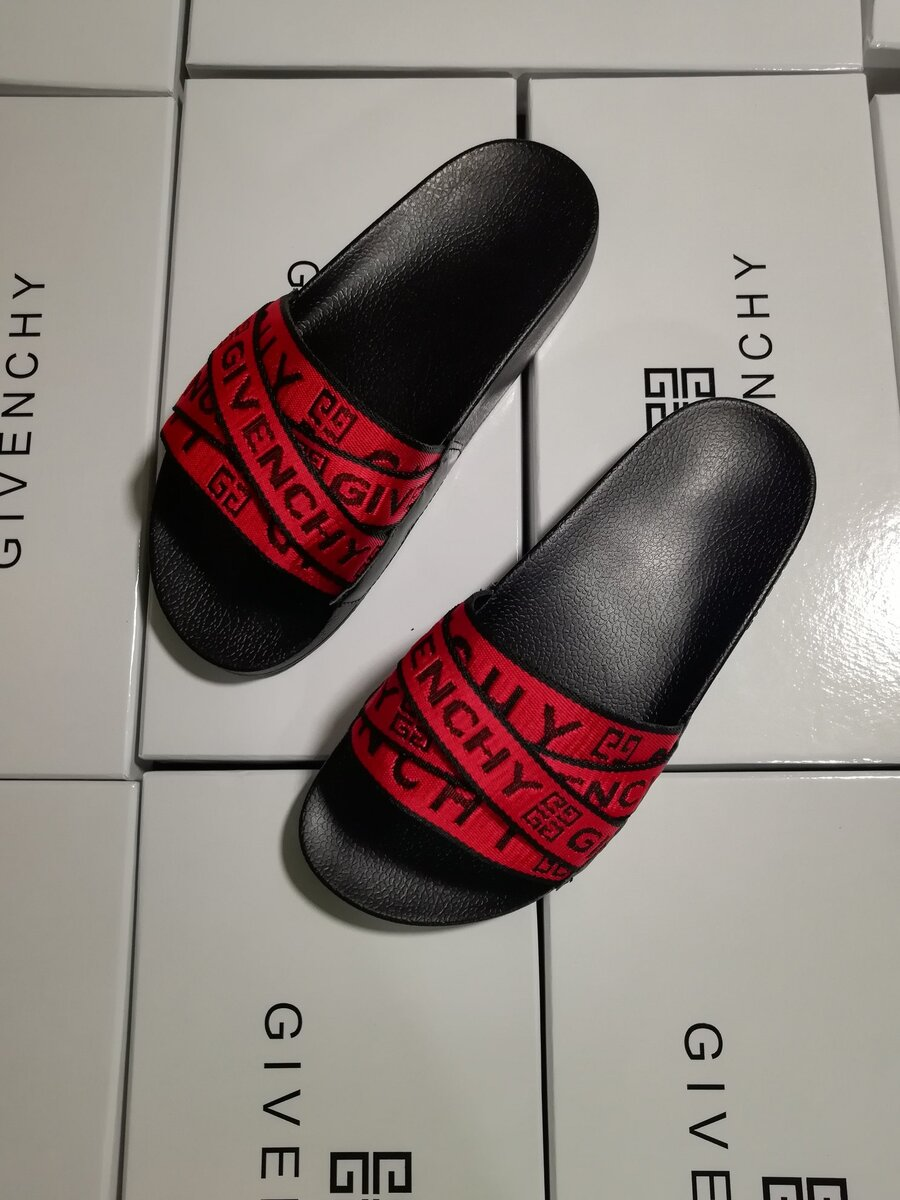 Givenchy Shoes for Givenchy Slippers for women #430700 replica