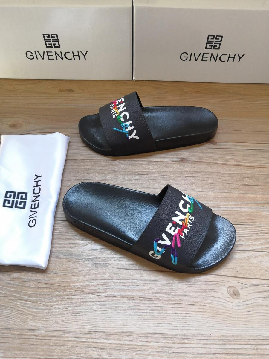 Givenchy Shoes for Givenchy Slippers for women #430717 replica