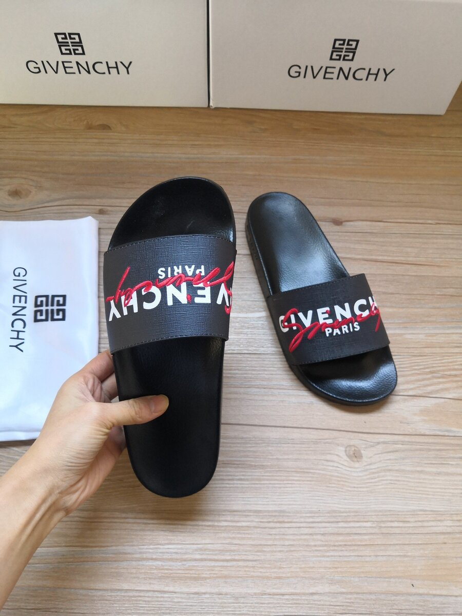 Givenchy Shoes for Givenchy Slippers for women #430718 replica