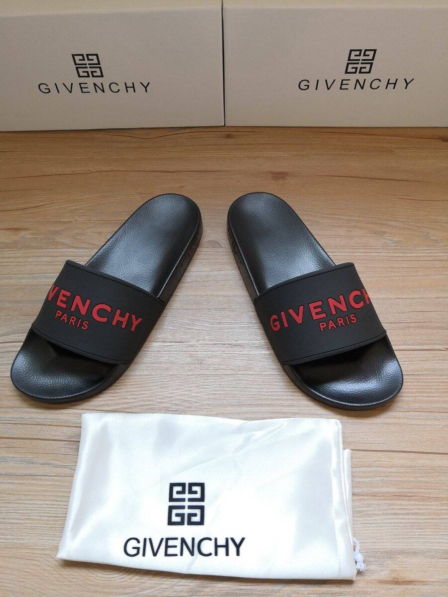 Givenchy Shoes for Givenchy Slippers for women #430729 replica