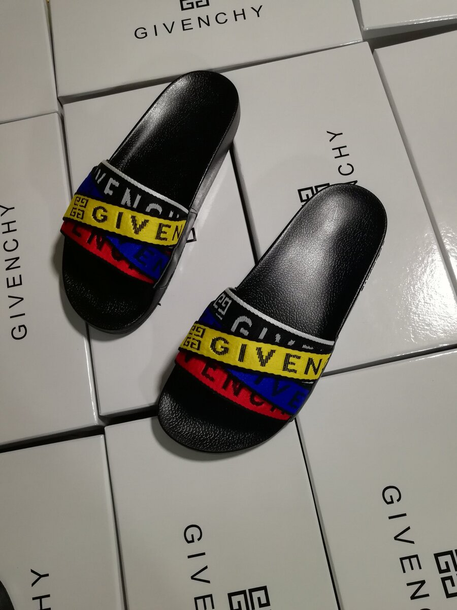Givenchy Shoes for Givenchy Slippers for women #430748 replica