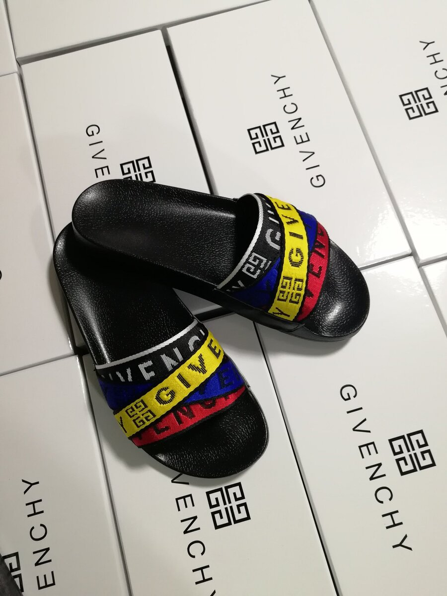 Givenchy Shoes for Givenchy slippers for men #430749 replica