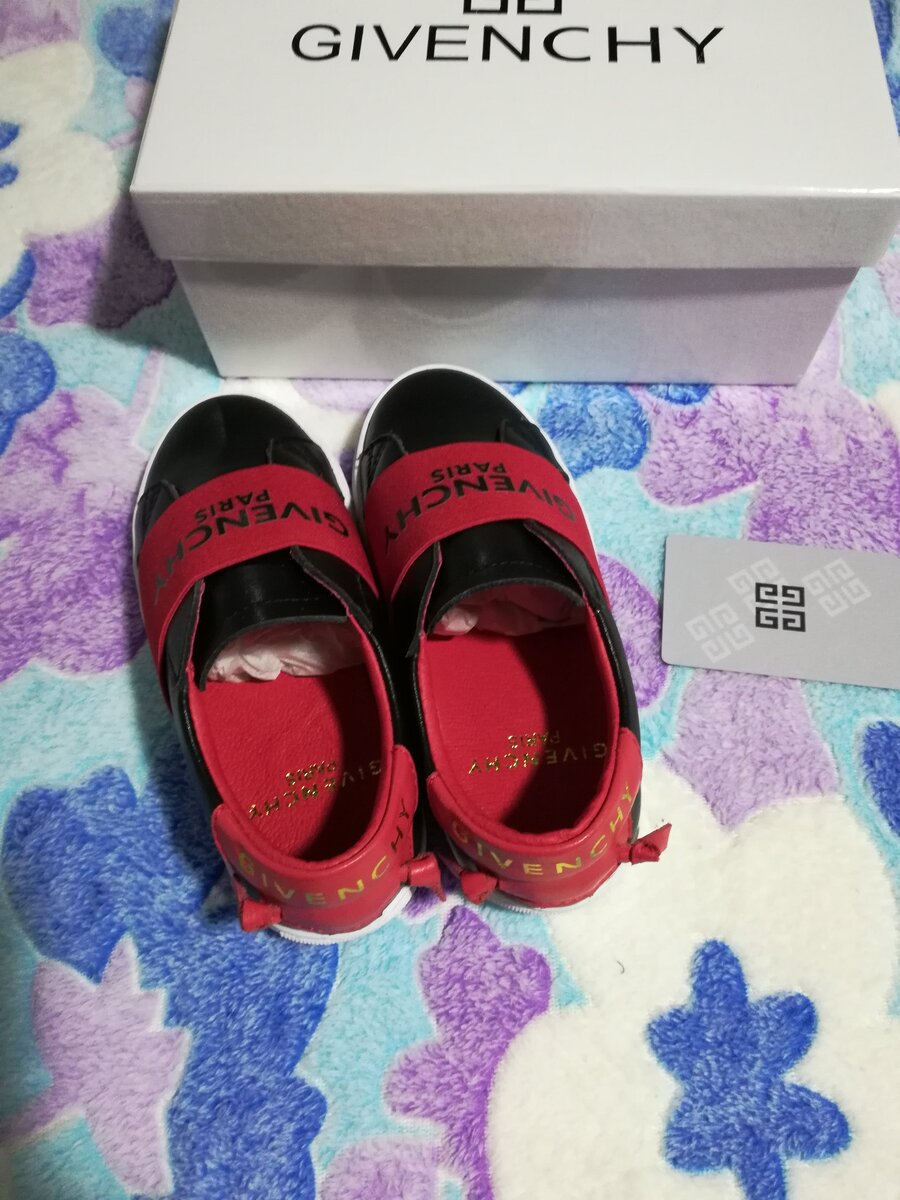 Givenchy Shoes for Kids #432982 replica