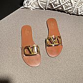 Valentino Shoes for VALENTINO Slippers for women #427574
