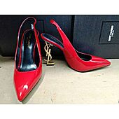 YSL 10.5cm high-heeles shoes for women #428043
