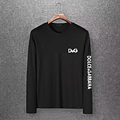 D&G Long Sleeved T-shirts for Men #430333