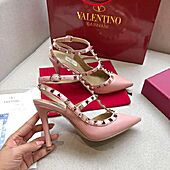 valentino 9.5cm high heeled shoes for women #430473