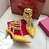 valentino 6.5cm high heeled shoes for women #430477