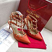 valentino 6.5cm high heeled shoes for women #430493