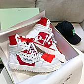 US$95.00 OFF WHITE shoes for Women #431269
