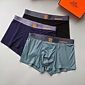 HERMES Underwears 3pcs #432877