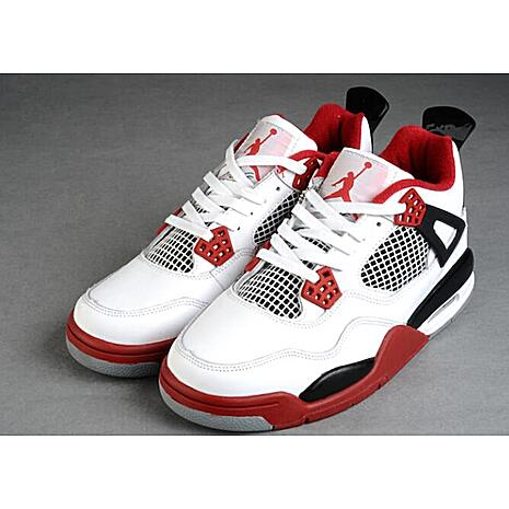 "Air Jordan 4 RETRO ""FIRE RED"" for women"
