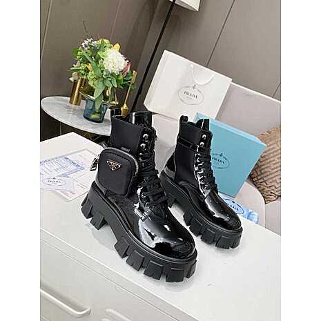 PRADA 6cm High-heeled Boots for women #433619