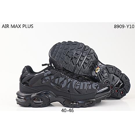 Nike AIR MAX PLUS Shoes for men #434158 replica