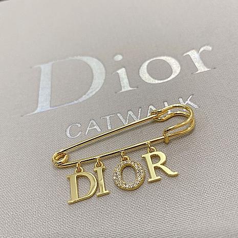 Dior Brooch #435700