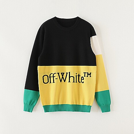 OFF WHITE Sweaters for MEN #436582 replica