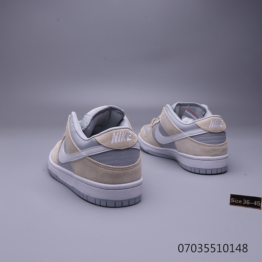 "NIKE SB DUNK LOW TRD ""Dark Grey"" Shoes for men #434141 replica"