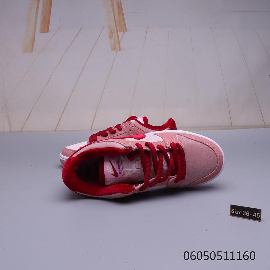 Nike Sb Dunk Low Prm Qs x Travis Scott Shoes for men #434146 replica