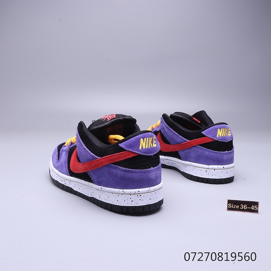 Nike SB Dunk Low Shoes for men #434150 replica