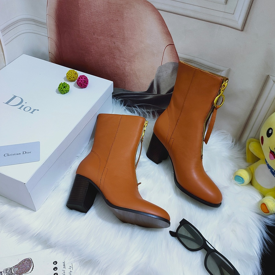 Dior Shoes for Dior boots for women #434342 replica