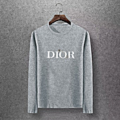 Dior Long-sleeved T-shirts for men #435095