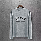 Hugo Boss Long-Sleeved T-Shirts for Men #435321