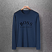 Hugo Boss Long-Sleeved T-Shirts for Men #435322