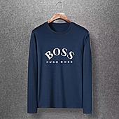 Hugo Boss Long-Sleeved T-Shirts for Men #435323