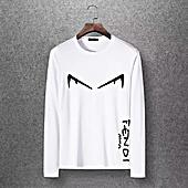Fendi Long-Sleeved T-Shirts for MEN #435368