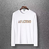 Moschino Long-sleeved T-shirts for Men #435376