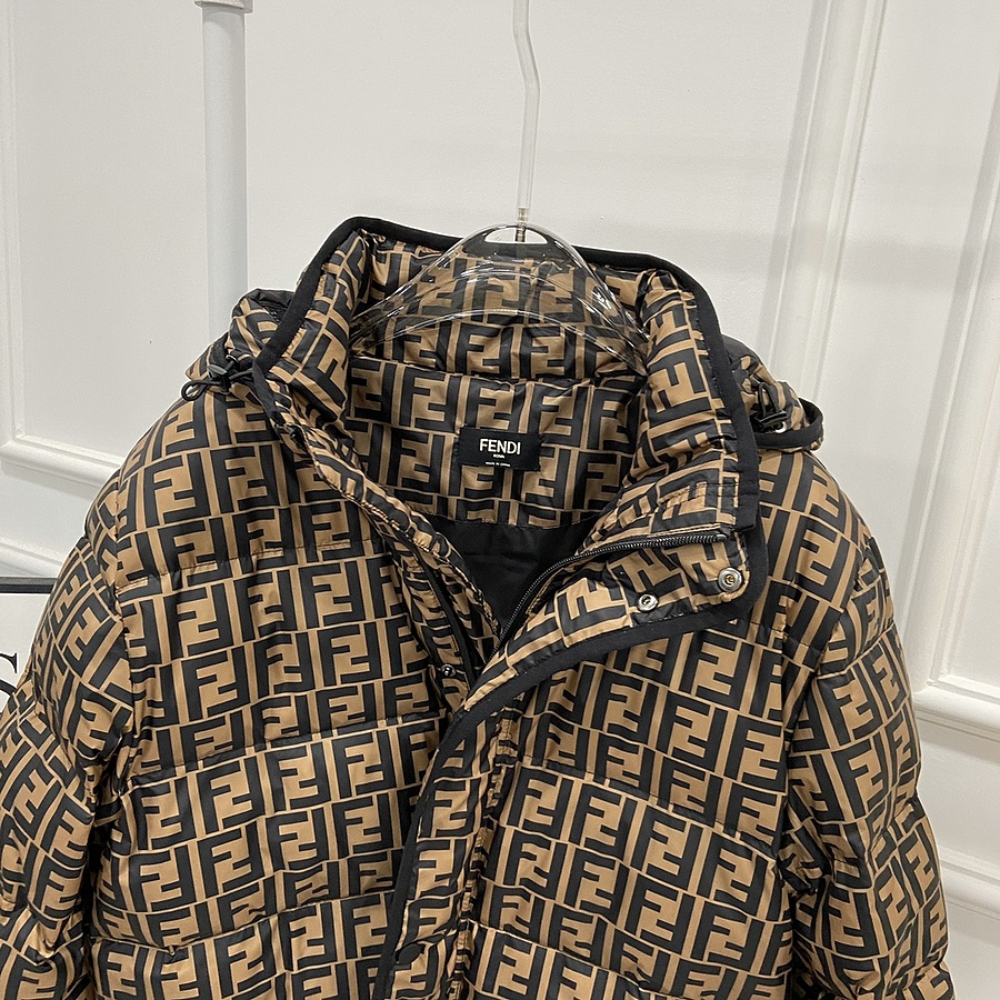 Fendi AAA+ down coat for Women #438394 replica