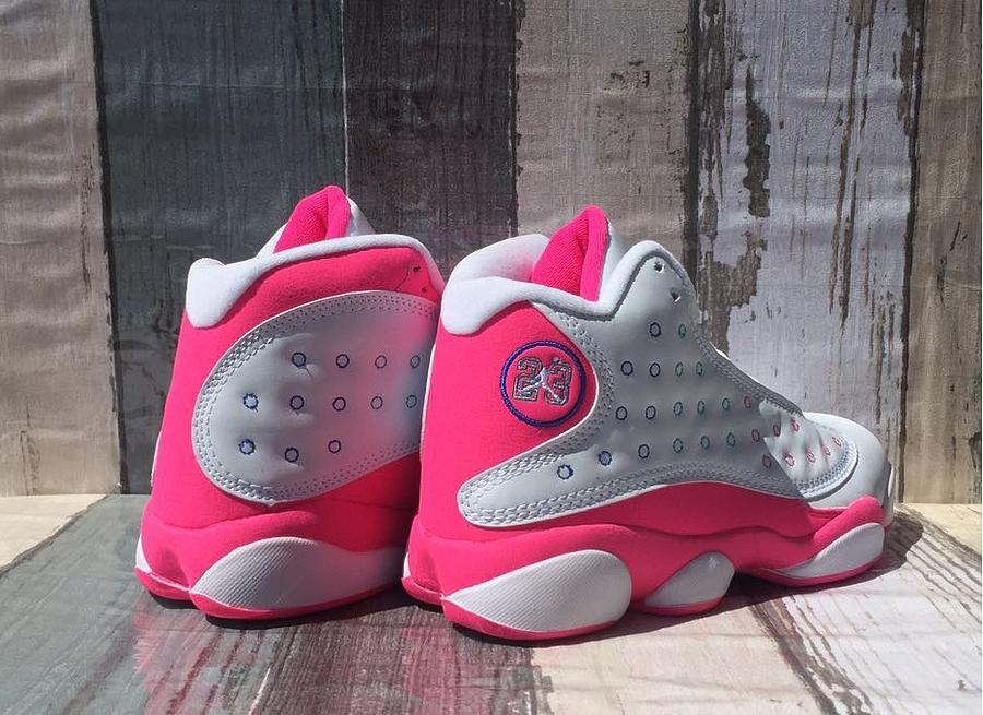 Air Jordan 13 Shoes for women #438702 replica