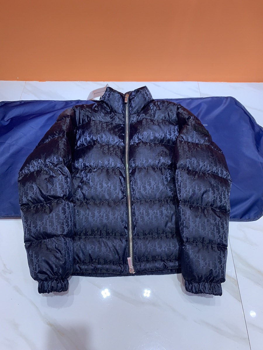 Dior AAA+ down jacket for men #438886 replica