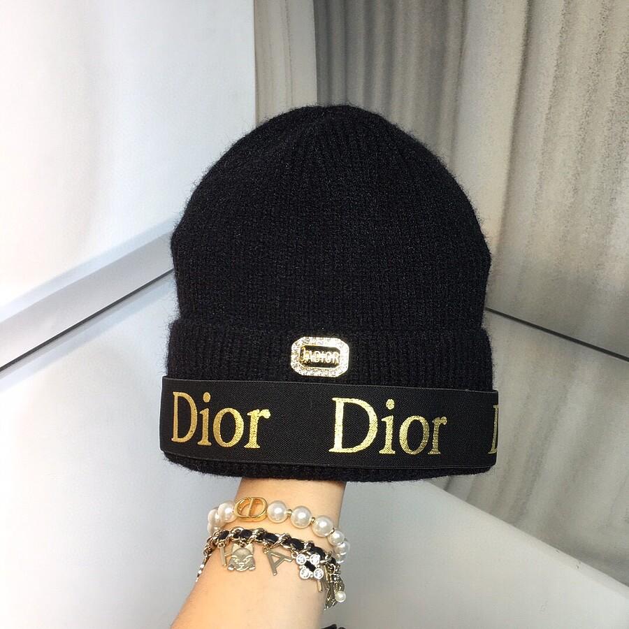 Dior AAA+ hats & caps #438957 replica
