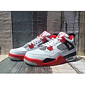 Air Jordan 4 Shoes for men #437322