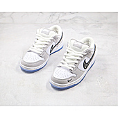 Dior&Nike SB Dunk Low Shoes for men #437415