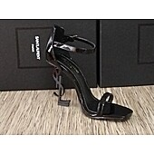 YSL 10.5cm high-heeles shoes for women #437743