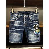 Dsquared2 Jeans for Dsquared2 short Jeans for MEN #439157